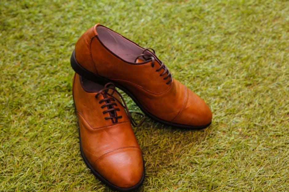 najlepsze skórzane buty typu derby