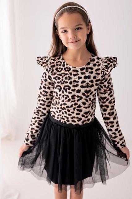 Efektowne, tiulowe spódniczki dla dziewczynek