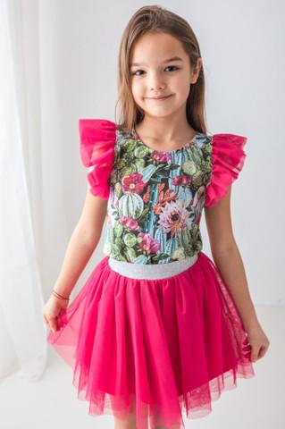 Lekkie i pełne wdzięku spódniczki tiulowe dla dziewczynek