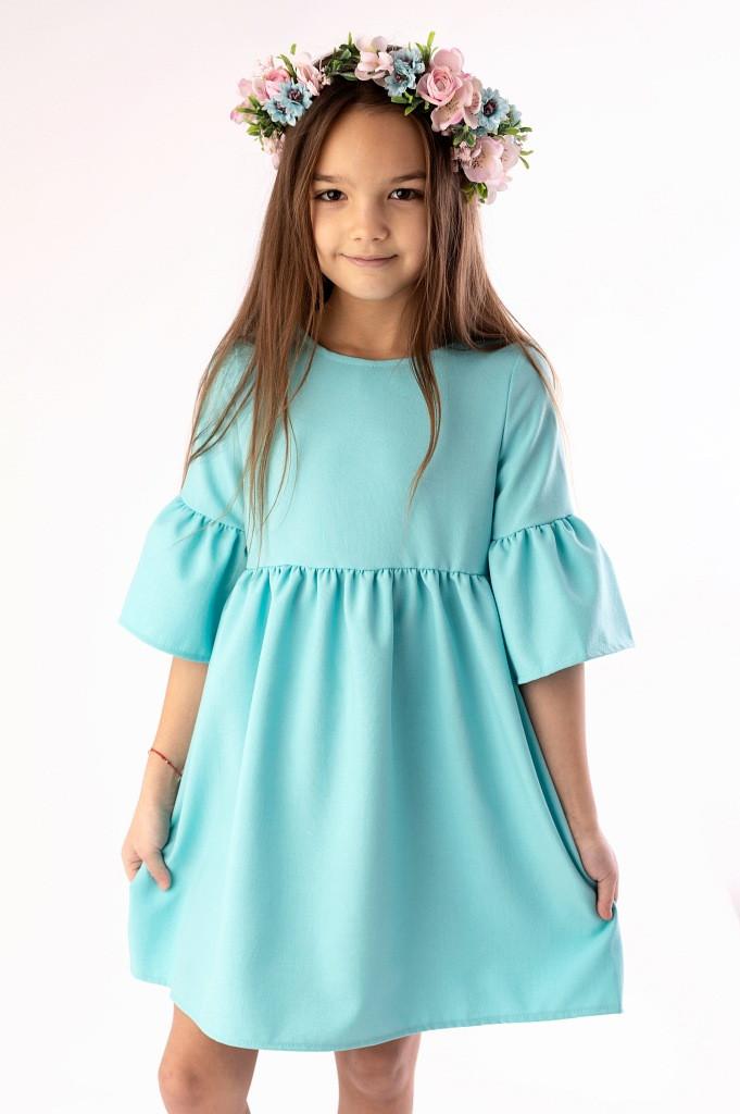 Sukienki dla dziewczynek na wiosnę